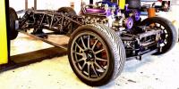 TVR Chimaera Chassis Restoration