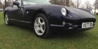 TVR Chimaera 450 fully restored