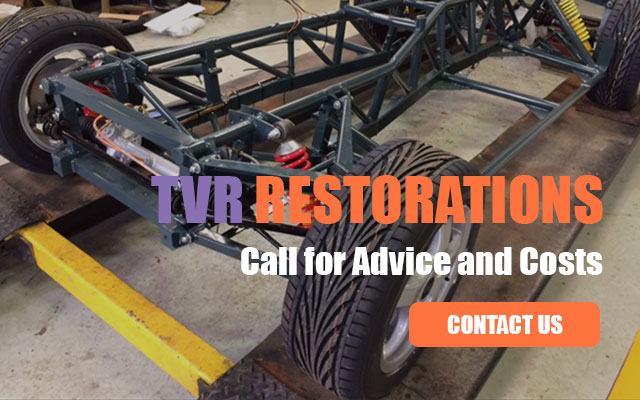 Full TVR Restorations by SDAUTOTEC